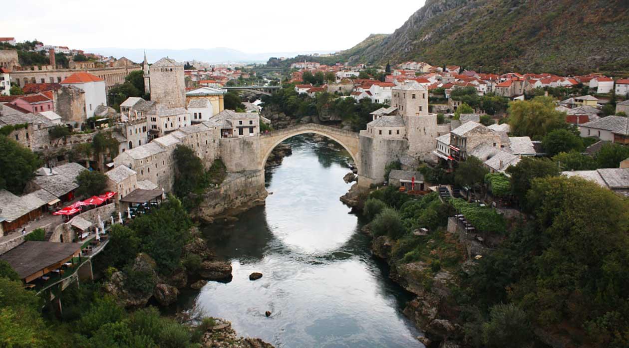 La Foto Viajera de la Semana: Stari Most, Mostar