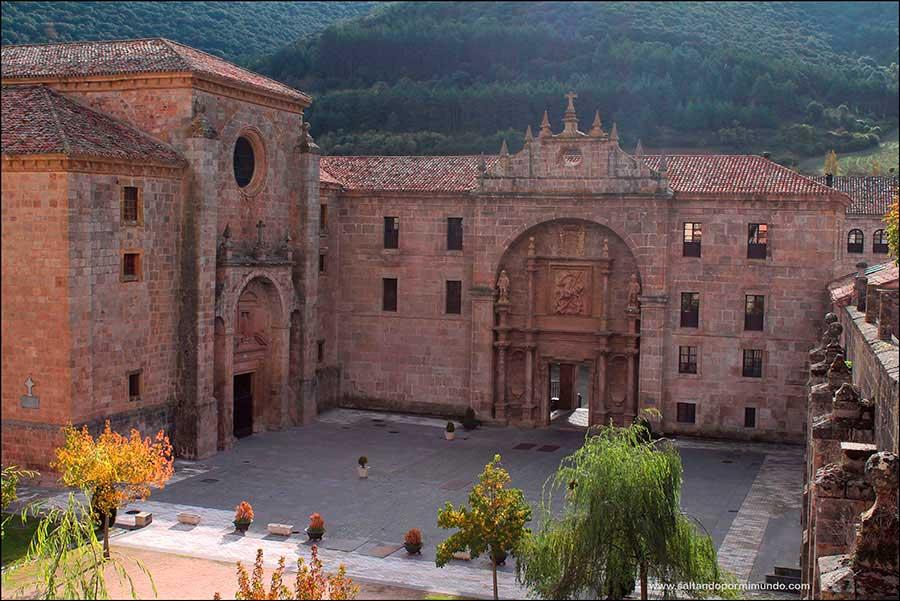 La foto Viajera de la semana: Monasterio Yuso, San Millán de la Cogolla