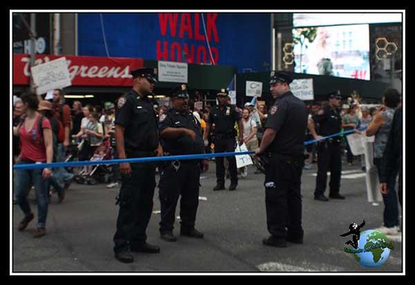 Los Polis de New York están