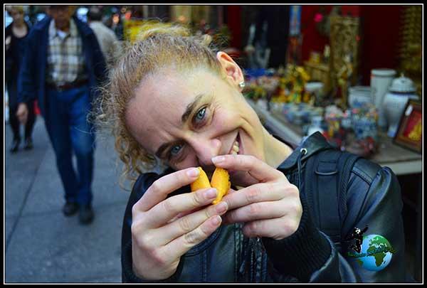 Qué me deparará la Fortune Cookye en ChinaTown de New York