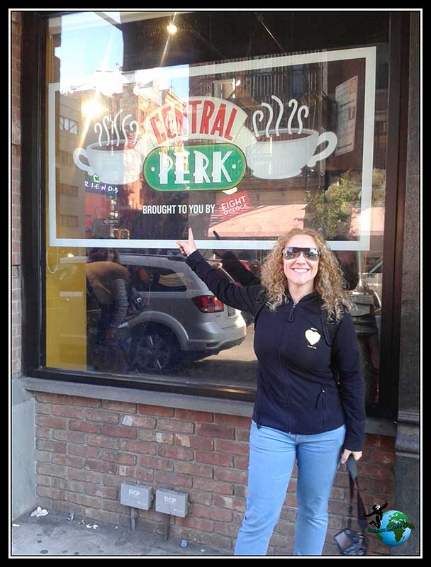 En Central Perk en New York