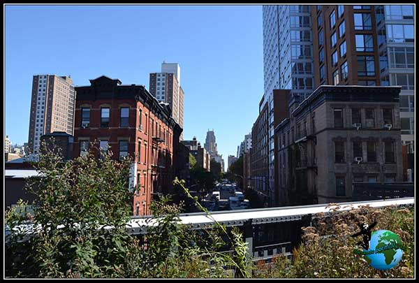 High Line Elevated Park de New York