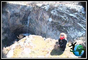 Qué ver en Pelegrina. Cascada de Gollorio