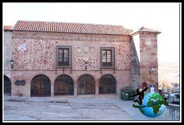 Qué ver en Sigüenza. Antigua Cárcel de Sigüenza.