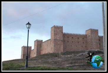 Qué ver en Sigüenza. Castillo de los Obispos de Sigüenza.