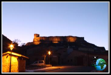 Qué ver en Atienza, Castillo de Atienza
