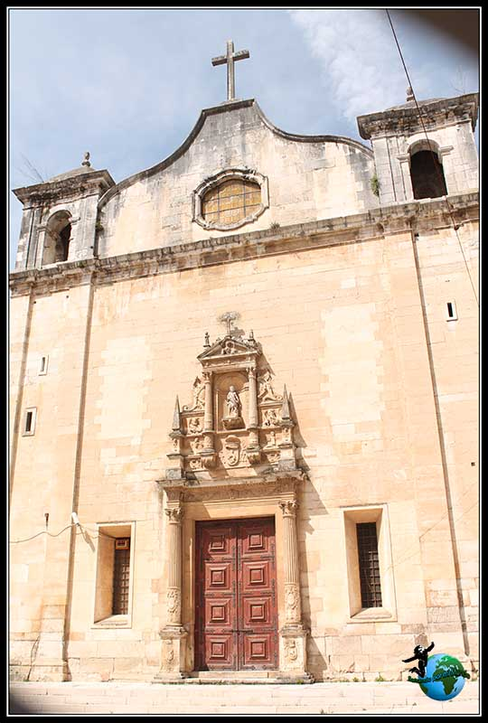 Igreja do Salvador en Coímbra.