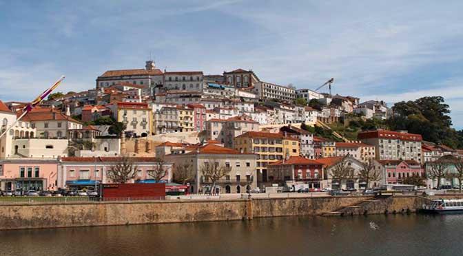 Dia 1 Oporto- Madrid – Coimbra-Oporto