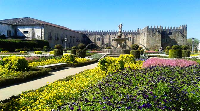 Dia 3 Oporto: Braga, Monasterio de Bon Jesús y Guimarães