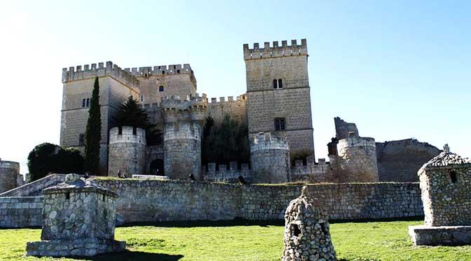 Palencia Día 3- Palencia-Fuentes de Valdepero-Monzón de Campos-Frómista-Calahorra de Ribas-Ampudia-Burgos-Madrid
