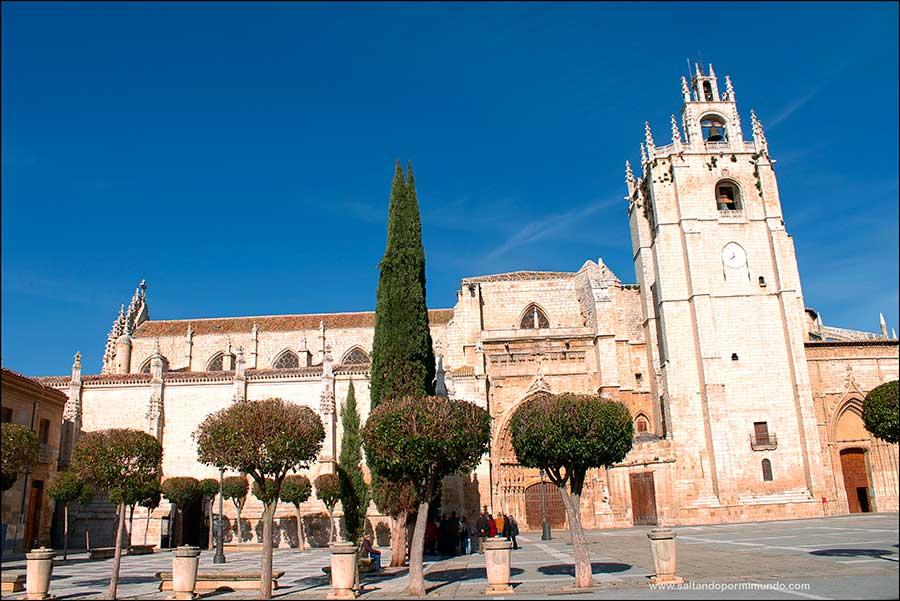 Catedral de San Antolín de Palencia.