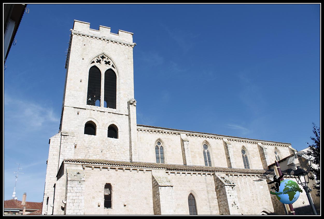 Iglesia de San Miguel en Palencia.