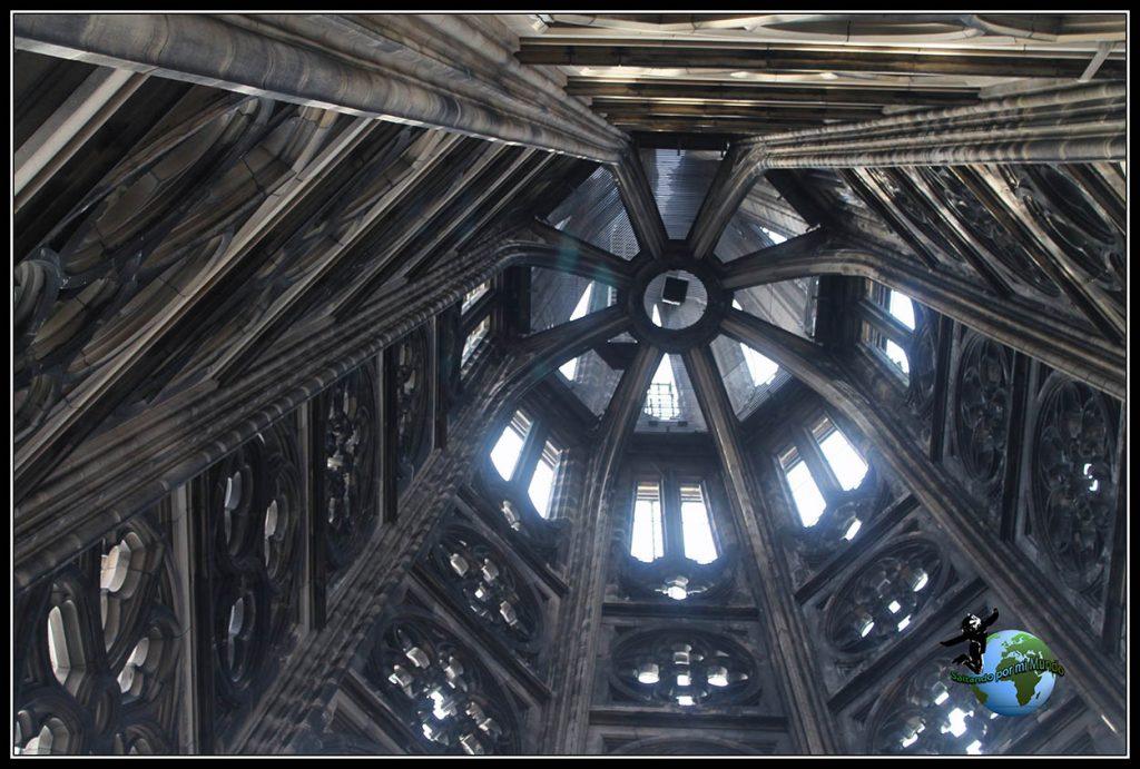 Qué ver en Colonia. Subir a la torre de la Catedral de Colonia.