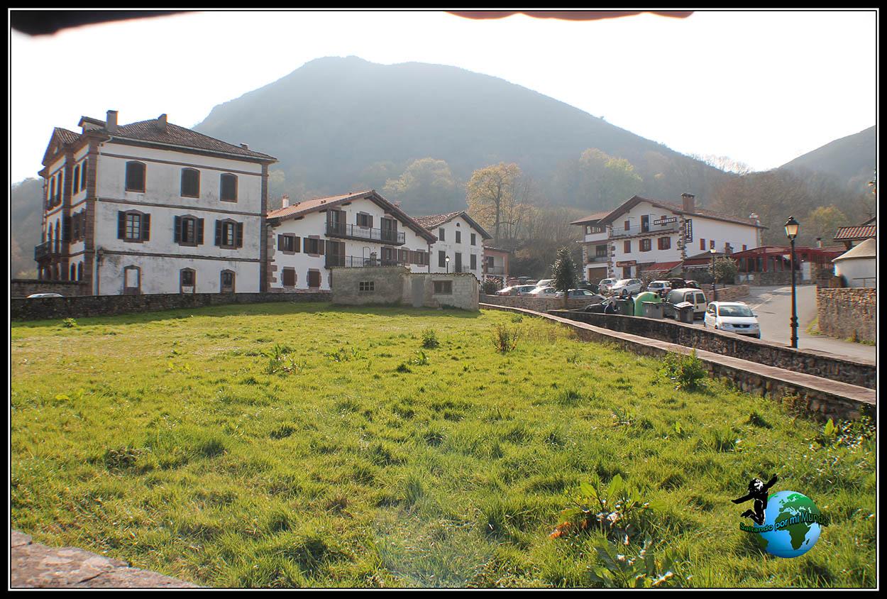 Paseando por Urdax, Navarra