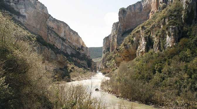Dia 5 Navarra- Pamplona – Castillo de Javier – Foz de Lumbier – Madrid