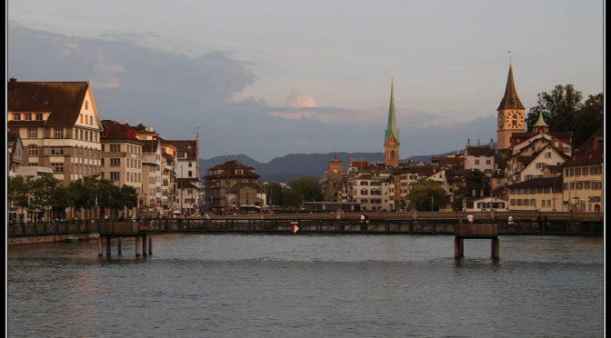 Día 1 Suiza – Zurich en un día