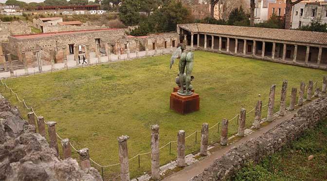 Viaje a Nápoles, Pompeya y Herculano en un fin de semana.