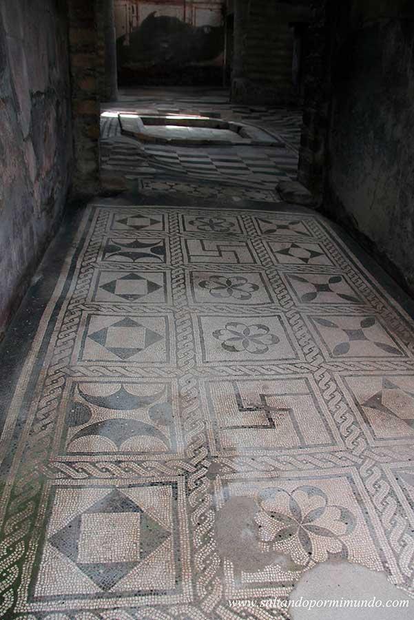 Qué ver en Herculano en un día