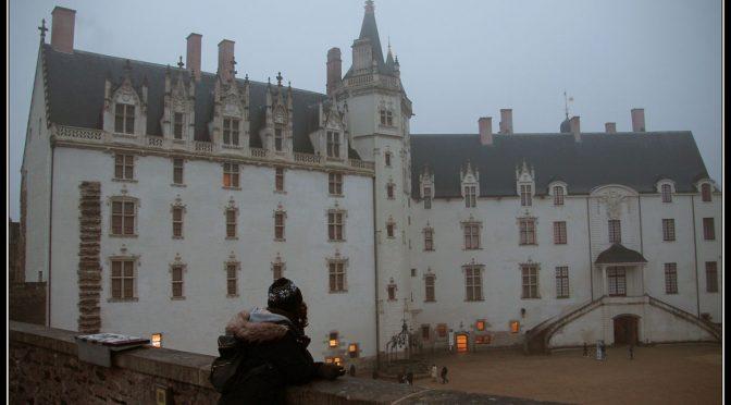 Viaje al Valle del Loira en Navidad. Dia 1. Llegada a Nantes.