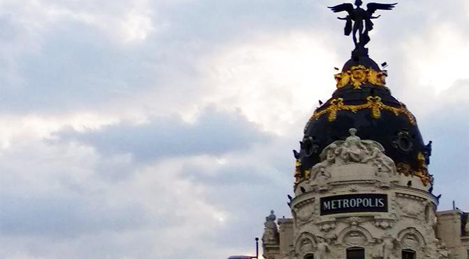 Edificio Metrópolis, un clásico en la Gran Vía Madrileña