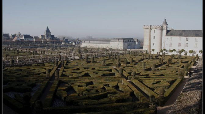 Viaje al Valle del Loira en Navidad. Dia 4. Chateau Amboise y Clos luce – Villandry – Langeais – Chateau D Azay-le-Rideau – D Usse – Chinon – Nantes
