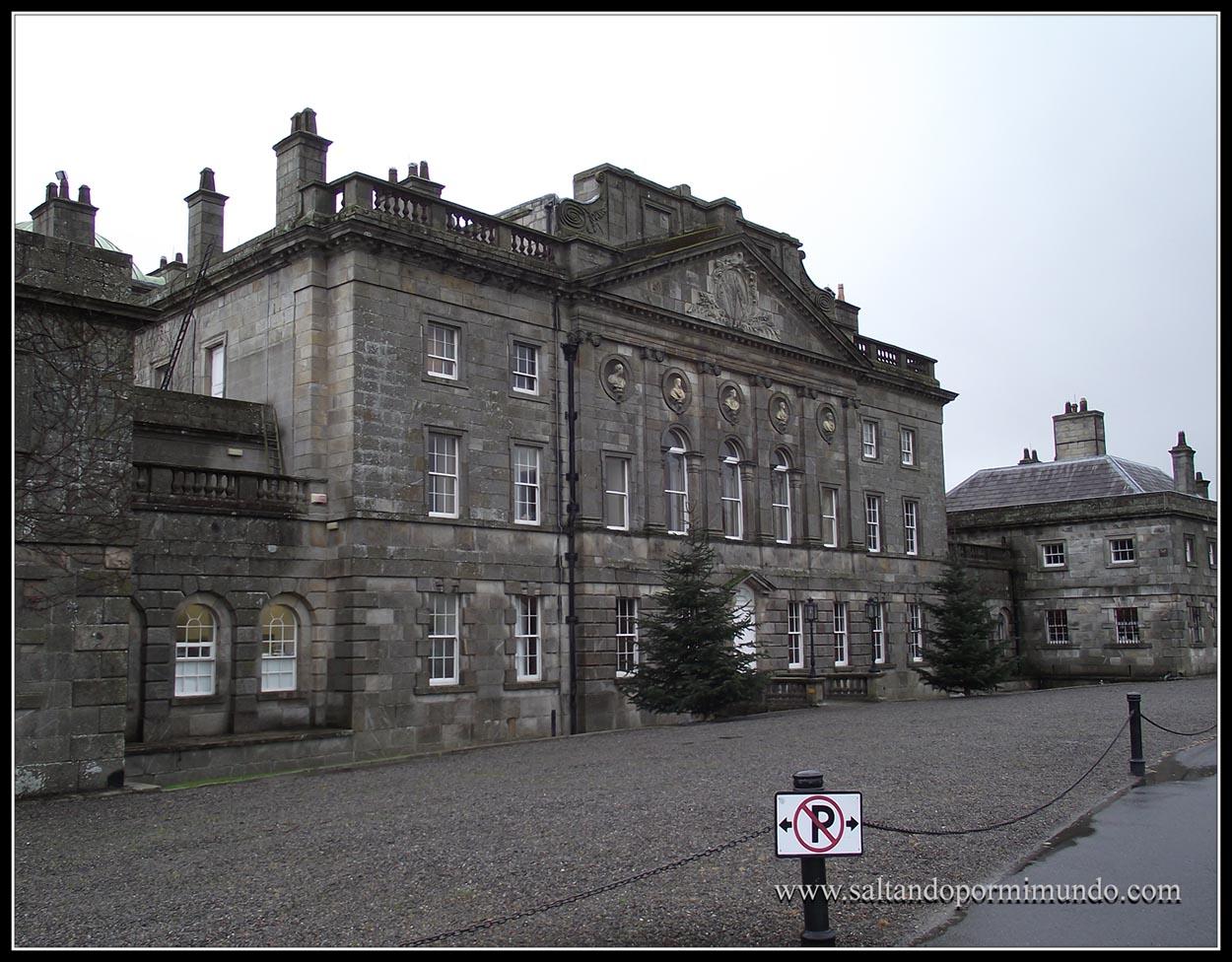 Palacio de Powescourt Garden. Qué ver en el condado de Wicklow