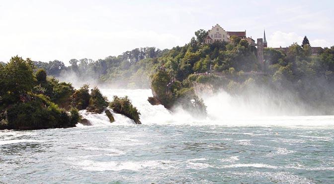 Vídeo resumen Cataratas del Rhin, Suiza