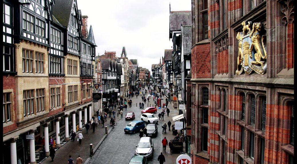 Día 4, Manchester, Liverpool y Chester en un fin de semana, muy inglés. Visitando Chester en un día, una ciudad muy inglesa.
