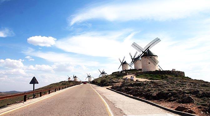 Guía ruta de El Quijote. Dia 1 – Tembleque, Madridejos, Consuegra y Mota del Cuervo