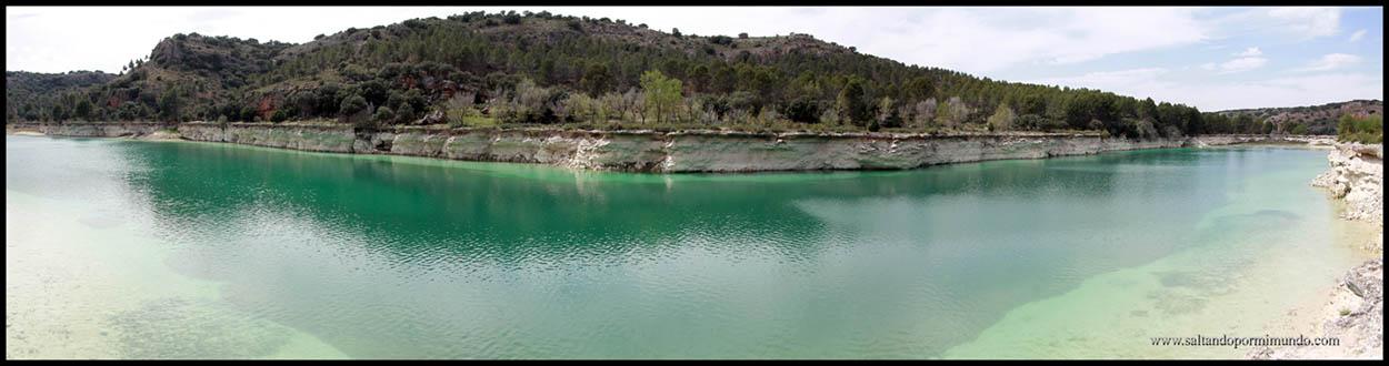 Panorámica Lagunas de Ruidera