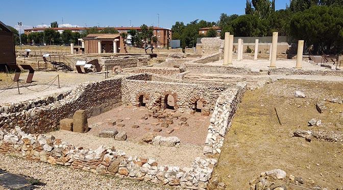Complutum, Ciudad romana en Alcalá de Henares