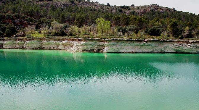Las Lagunas de Ruidera, un extenso humedal entre Ciudad Real y Albacete
