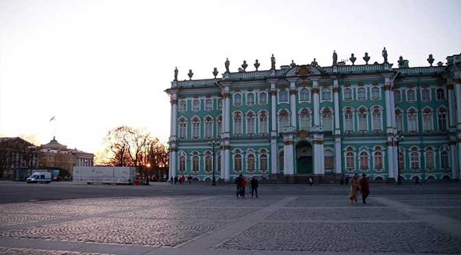 Guía. Viajar a Rusia 8 días por libre. Día 1, llegada a San Petersburgo.