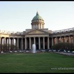 Qué ver en San Petersburgo, Catedral de Kazan.