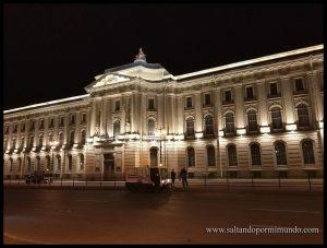 San Petersburgo qué ver.