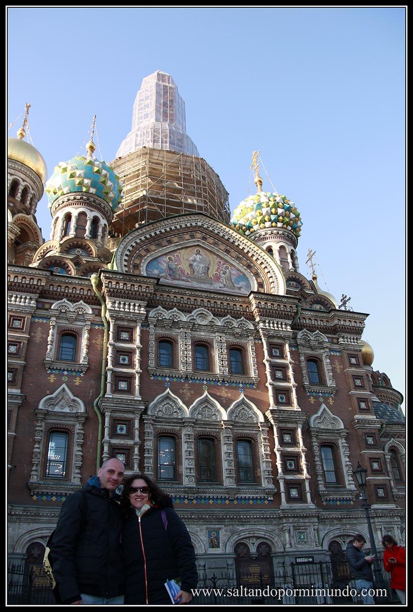 Qué ver en San Petersburgo.