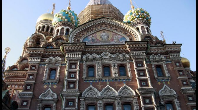 Guía. Viajar a Rusia 8 días por libre. Día 2, San Petersburgo.