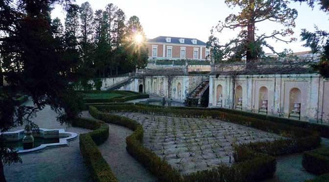 Quinta del Duque del Arco, lugar de descanso de nobles del siglo XVII, en Madrid