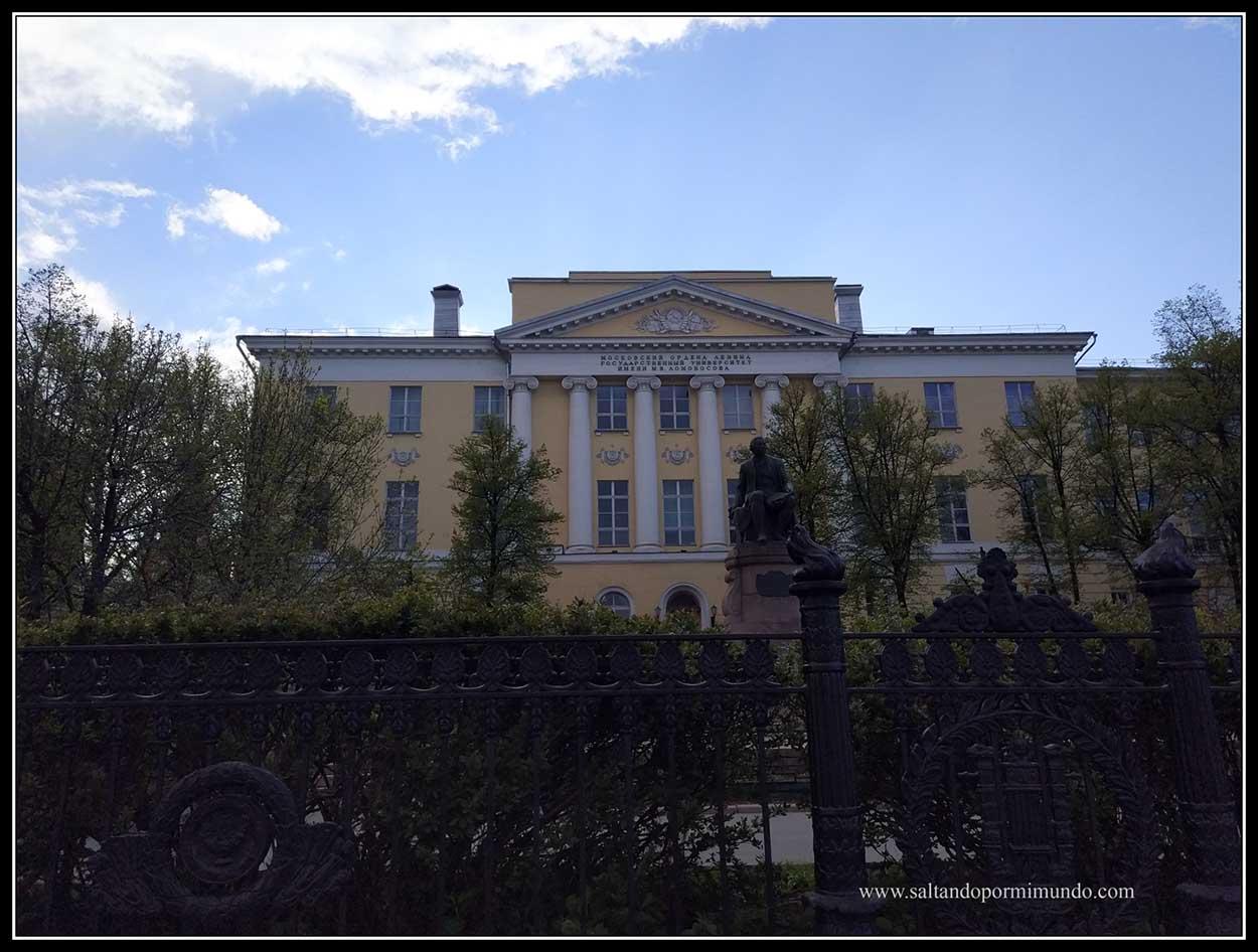 Moscu. Qué ver en Moscú
