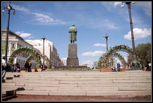 Qué ver en Moscú. Bulevar Gogolevsky