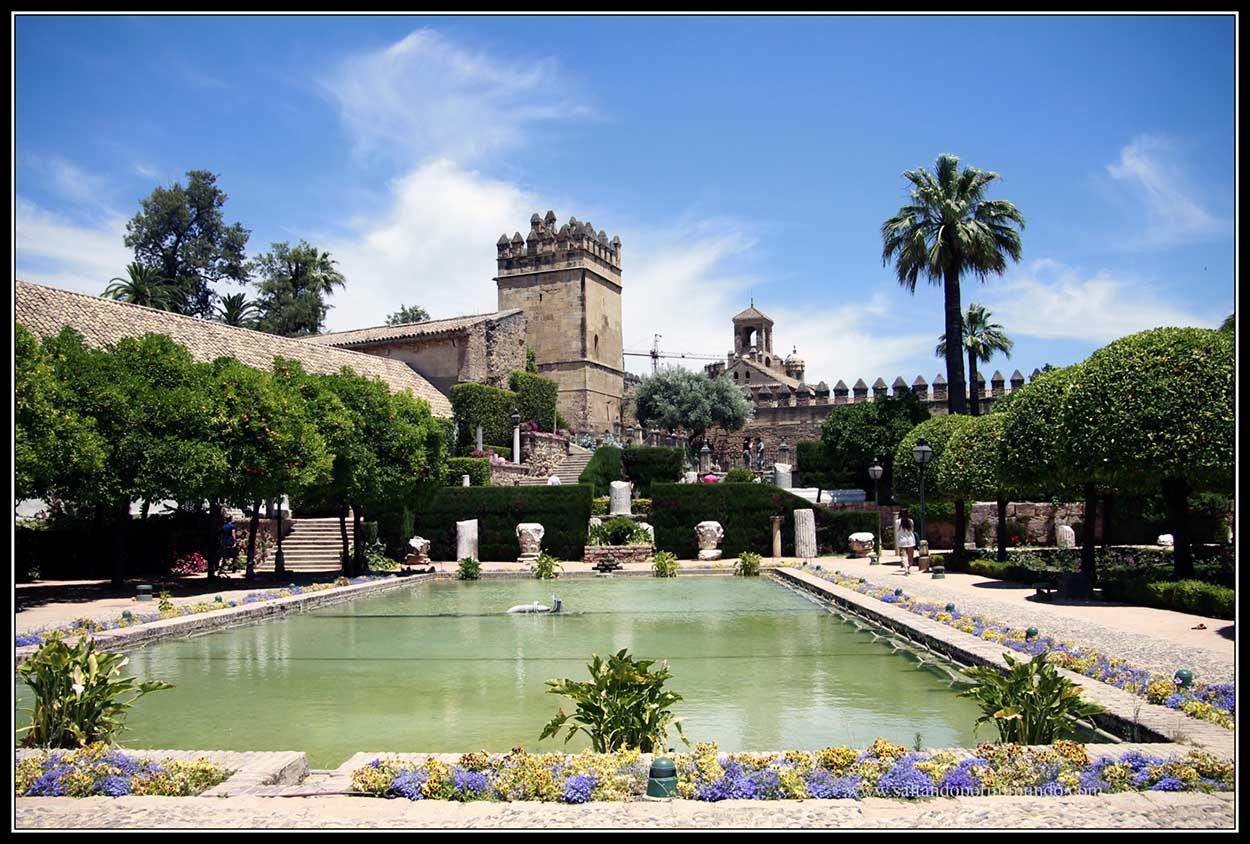 Alcázar de los Reyes Crisitanos de Córdoba