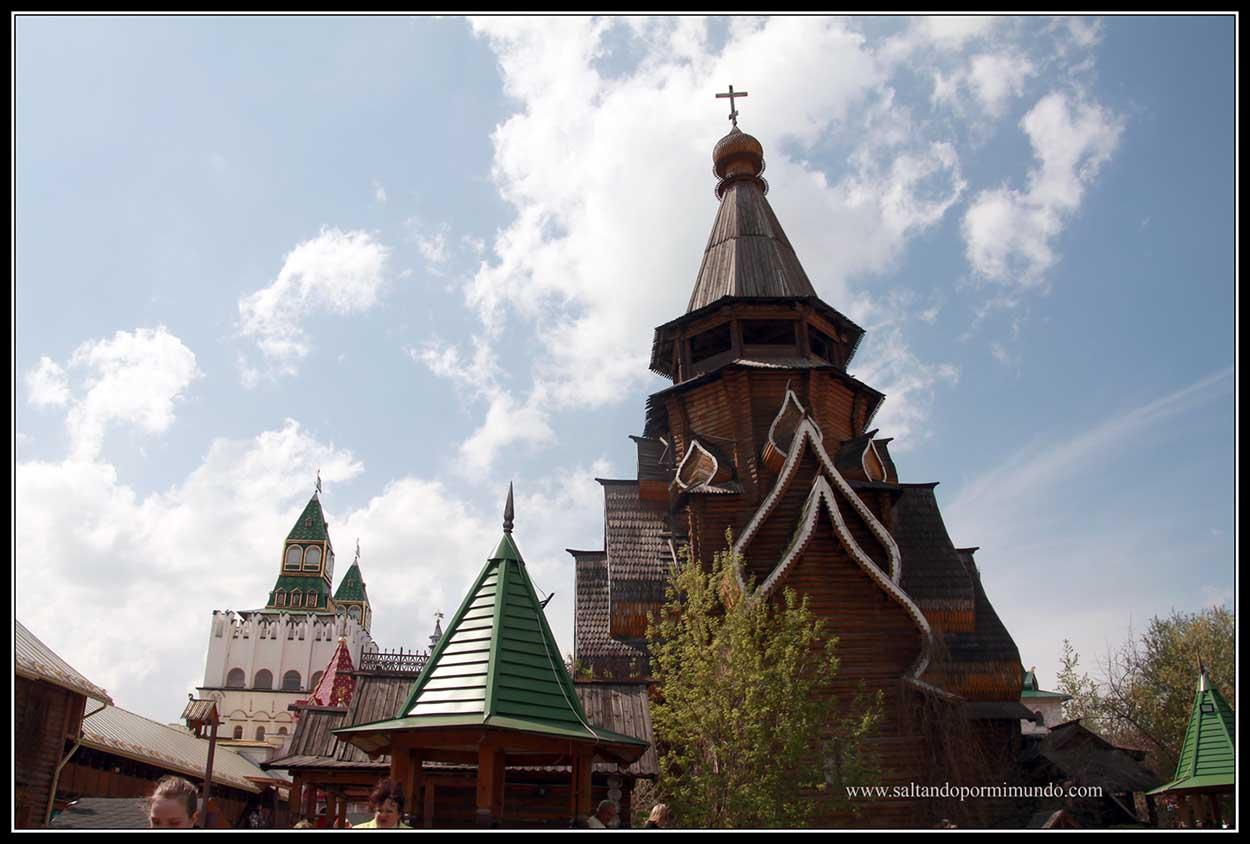 Mercado de Izmalovo