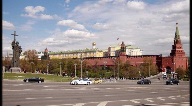 Dia 6 Moscú. Los siete cojones de Stalin