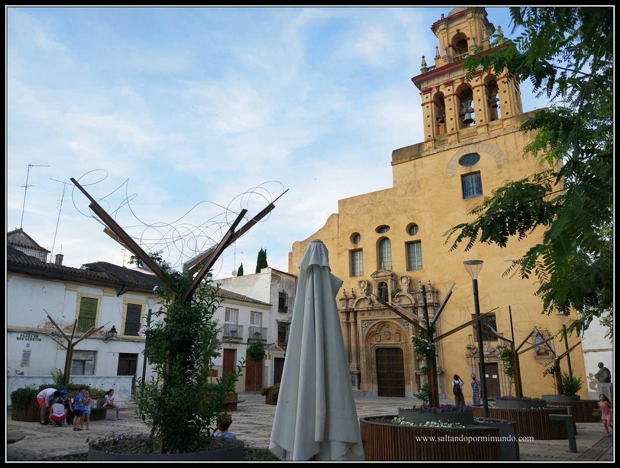 Iglesia san Agustin, Córdoba