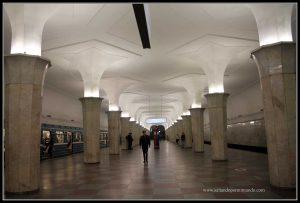 Estación de Kropotkinskaya