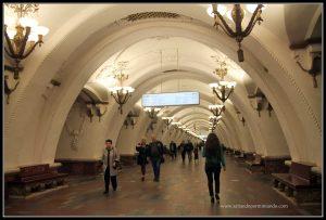Metro Arbatskaya