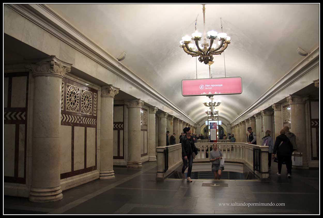 Metro Paveletskaya