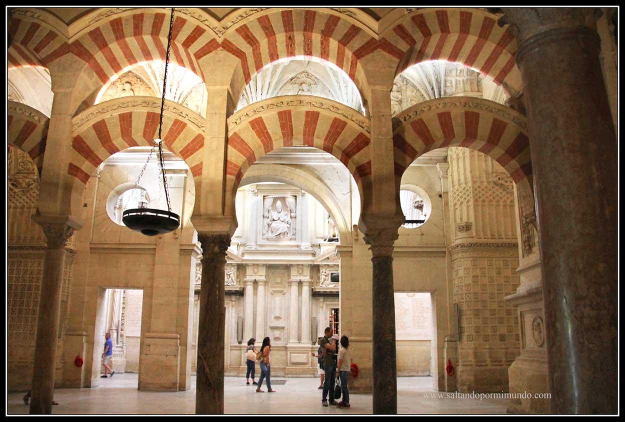Qué ver en el interior de Mezquita de Córdoba