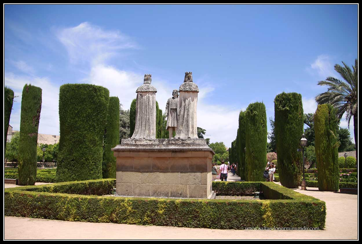 Jardines del Alcázar de los Reyes Cristianos