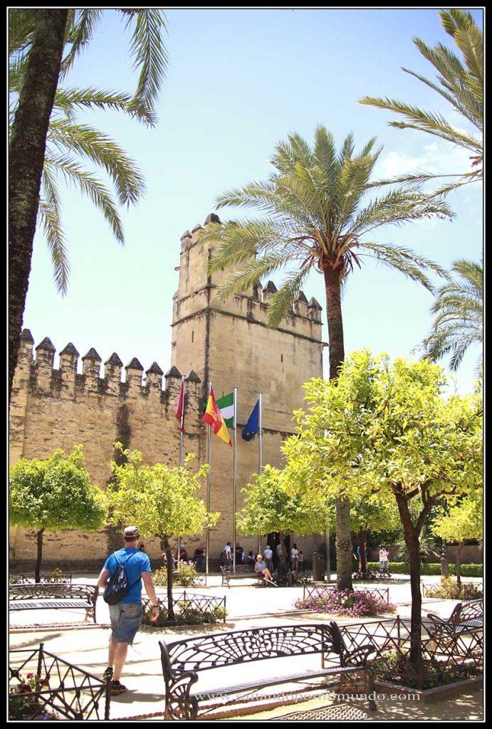 Entrada Alcázar de los Reyes Cristianos